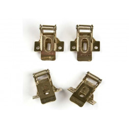 Крепления для светодиодной панели (UL-00001479) Uniel UFL-F04 SILVER 150 POLYBAG