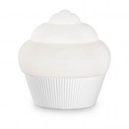 Настольная лампа Ideal Lux Cupcake Tl1 Big Bianco