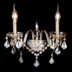 Бра Newport 11202/A antique brass