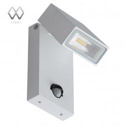 Уличный настенный светильник De Markt Меркурий 807021601