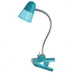 Настольная светодиодная лампа Horoz Bilge синяя 049-008-0003 (HL014L)