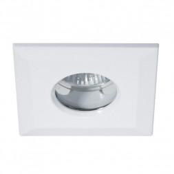 Встраиваемый светильник Paulmann Premium Line IP65 Quadro 93728