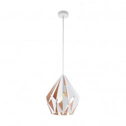 Подвесной светильник Eglo Carlton 1 49932