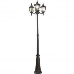 Садово-парковый светильник Maytoni Novara O026FL-03B