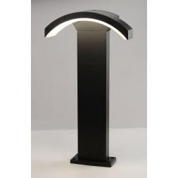 Уличный светодиодный светильник Elektrostandard 1677 Techno LED черный Asteria F 4690389086144