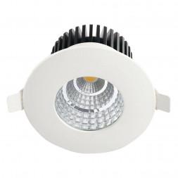 Уличный светодиодный светильник Horoz Jessica белый 016-029-0006