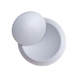 Настенный светодиодный светильник Arte Lamp Eclipse A1421AP-1GY