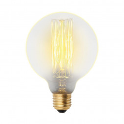 Лампа накаливания (UL-00000478) E27 60W золотистый IL-V-G80-60/GOLDEN/E27 VW01