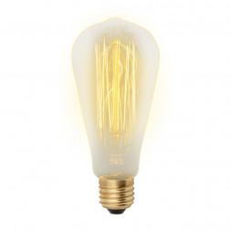 Лампа накаливания (UL-00000482) E27 60W золотистая IL-V-ST64-60/GOLDEN/E27 VW02