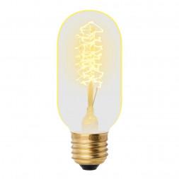 Лампа накаливания (UL-00000486) E27 40W золотистая IL-V-L45A-40/GOLDEN/E27 CW01