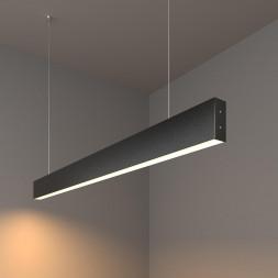 Подвесной светодиодный светильник Elektrostandard LSG-01-1-8x103-3000-MSh 4690389133565