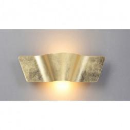 Настенный светильник Crystal Lux CLT 014W GO