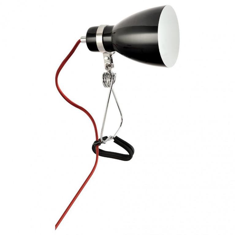 Настольная лампа Arte Lamp Dorm A1409LT-1BK