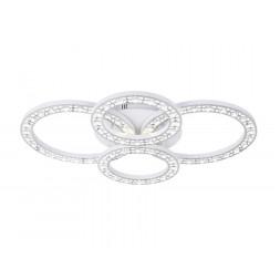 Потолочная светодиодная люстра Ambrella light Ice FA163