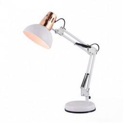 Настольная лампа Arte Lamp Luxo A2016LT-1WH
