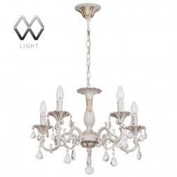 Подвесная люстра MW-Light Свеча 2 301014605