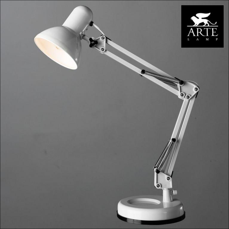 Настольная лампа Arte Lamp Junior A1330LT-1WH