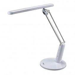 Настольная лампа (10082) Uniel TLD-519 White/LED/800Lm/2700-6400K/Dimmer