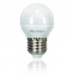 Лампа светодиодная E27 6W 2800К матовая VG3-G2E27warm6W 4722