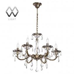 Подвесная люстра MW-Light Свеча 301015006