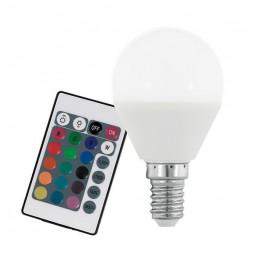 Лампа светодиодная диммируемая E14 4W 3000K матовая 10682