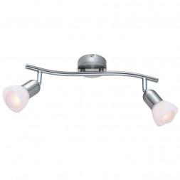Спот Arte Lamp A3115PL-2SS