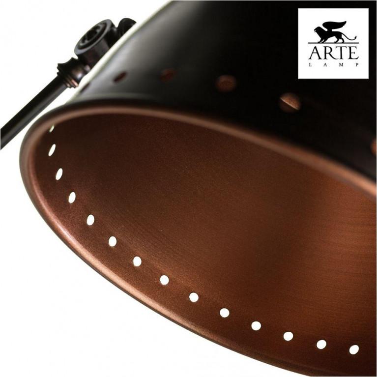 Настольная лампа Arte Lamp Trendy A1508LT-1BR