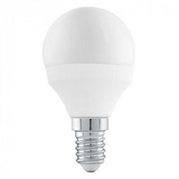 Лампа светодиодная диммируемая E14 6W 3000K матовая 11583