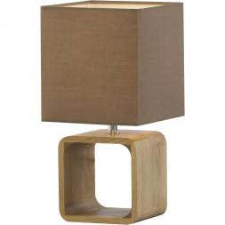Настольная лампа Arte Lamp Woods A1010LT-1BR