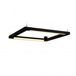Потолочный светодиодный светильник SLV Open Grill Double Twist 157660