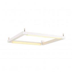 Потолочный светодиодный светильник SLV Open Grill Double Twist 1001294