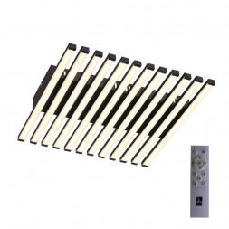 Потолочный светодиодный светильник ST Luce Paralleli SL839.402.18