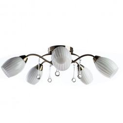 Потолочная люстра Arte Lamp Corniolo A9534PL-5AB