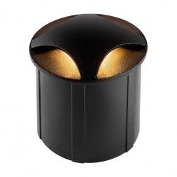 Уличный встраиваемый светильник Maytoni Biscotti O036-L3B3K