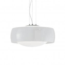 Подвесной светильник Ideal Lux Comfort SP1 Bianco