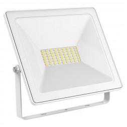 Прожектор светодиодный Gauss Slim 70W 6500К 613120370