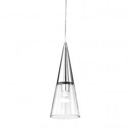 Подвесной светильник Ideal Lux Cono SP1 Cromo