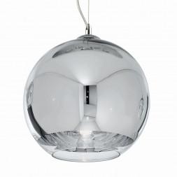 Подвесной светильник Ideal Lux Discovery Cromo SP1 D30