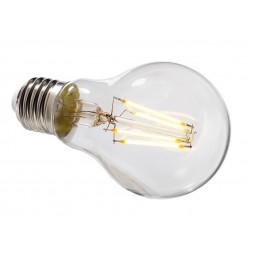 Лампа накаливания e27 4,4w 2700k груша прозрачная 180054