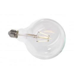 Лампа накаливания e27 4,4w 2700k груша прозрачная 180064