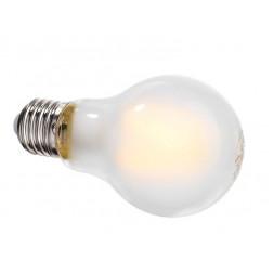 Лампа накаливания e27 8,5w 2700k груша прозрачная 180057