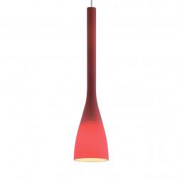 Подвесной светильник Ideal Lux Flut SP1 Big Rosso