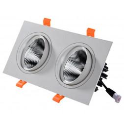 Встраиваемый светодиодный светильник Kink Light Точка 2132