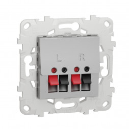 Аудиорозетка Schneider Electric Unica New NU548630