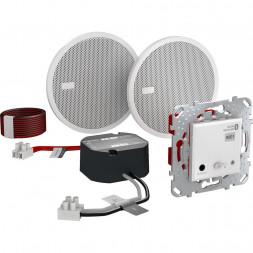 Аудиосистема Bluetooth Schneider Electric Unica MGU70.566.18