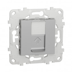 Лицевая панель RJ45 Keystone/Systimax Schneider Electric Unica New NU546130