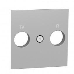 Лицевая панель TV/FM розетки Schneider Electric Unica New NU944030