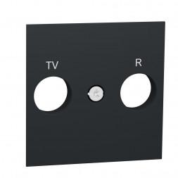 Лицевая панель TV/FM розетки Schneider Electric Unica New NU944054