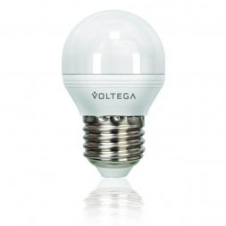 Лампа светодиодная диммируемая E27 5.7W 4000К матовая VG2-G2E27cold6W 8442