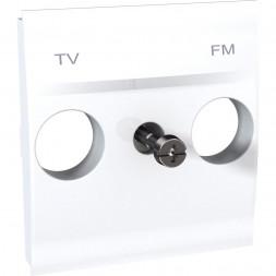 Накладка розетки TV Schneider Electric Unica MGU9.440.18